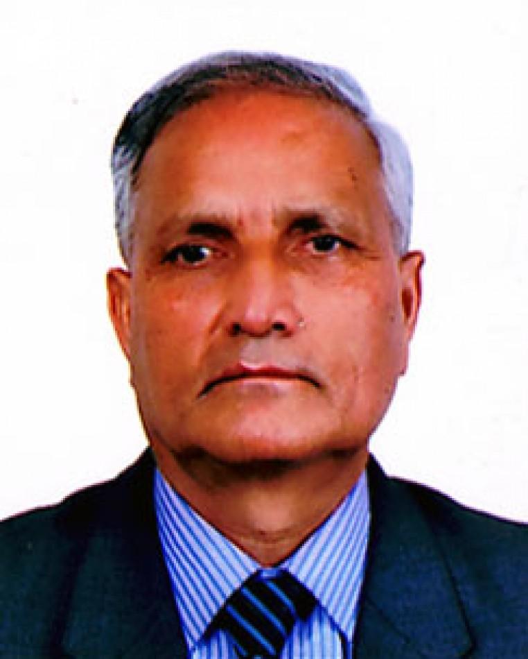 Dr. Mukund P. Gajurel